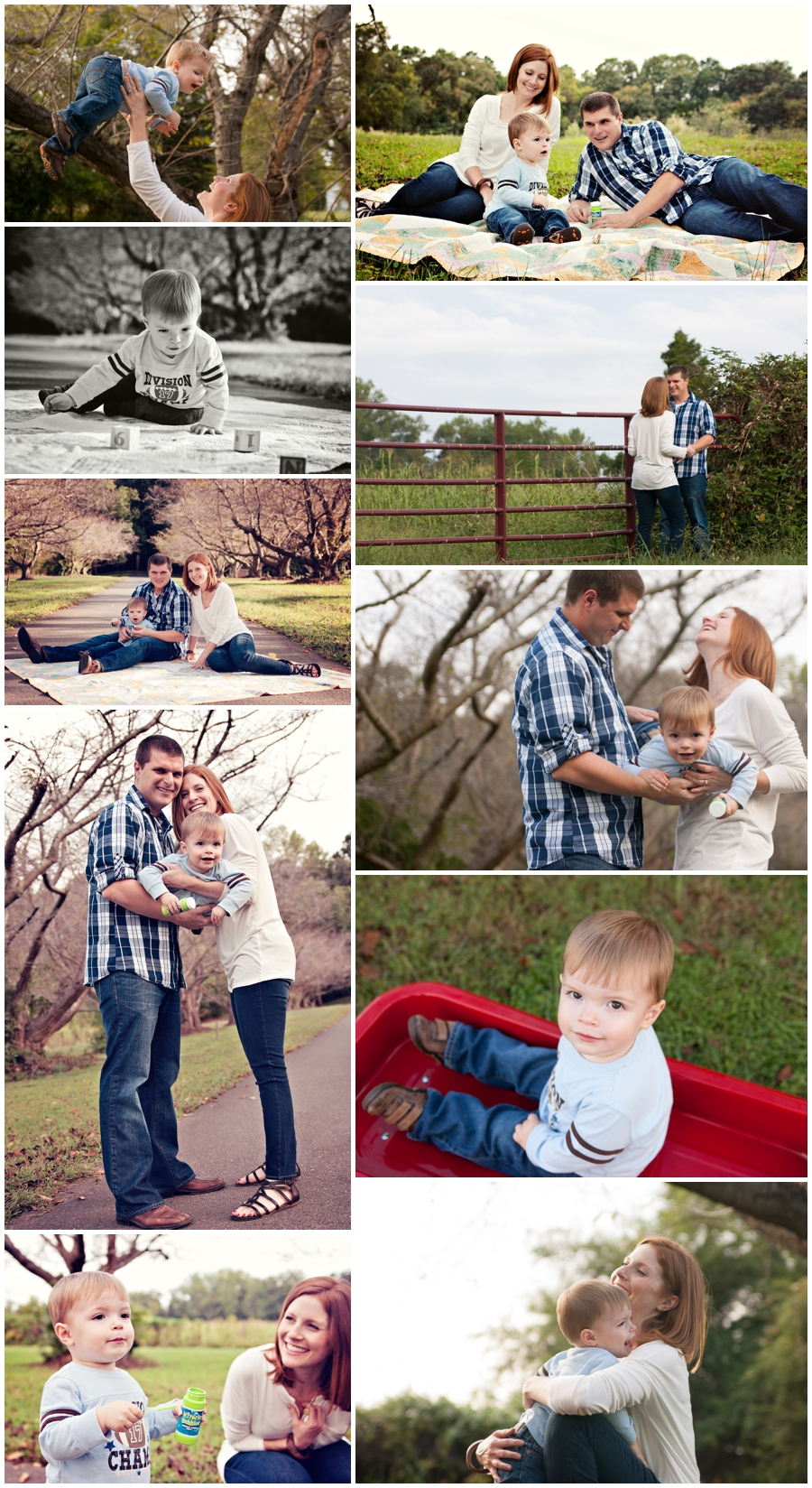 Belmont Family Photography