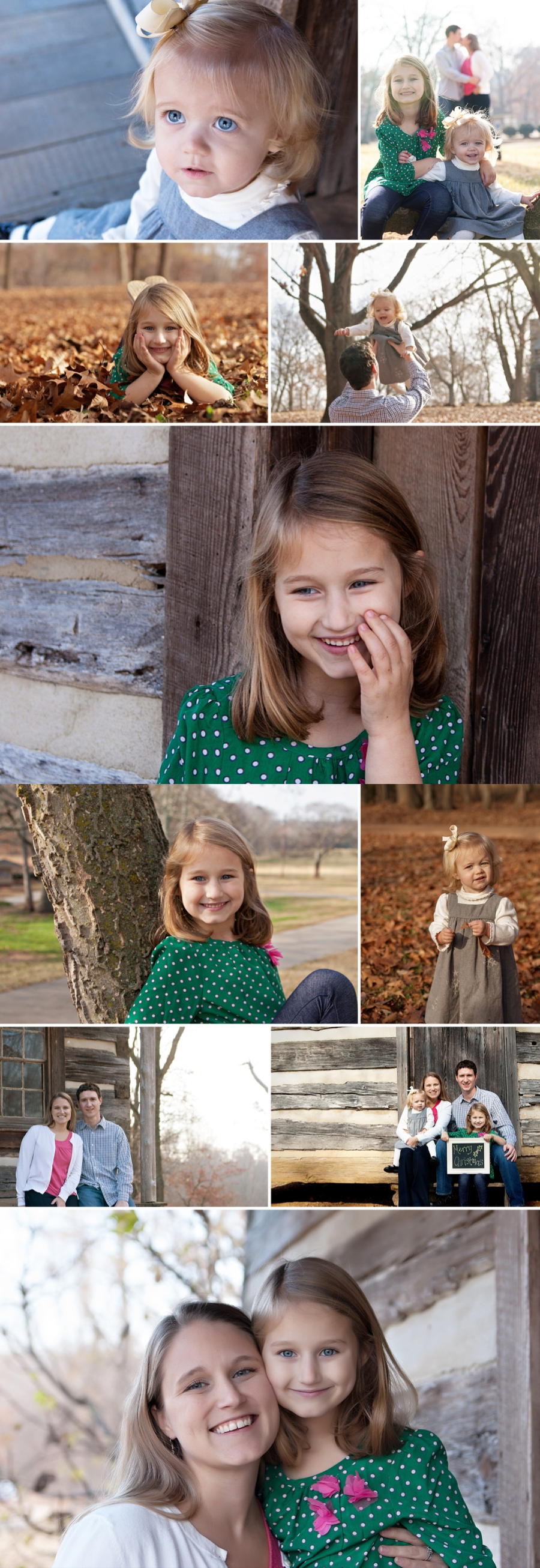 Fort Mill Dairy Barn Photography