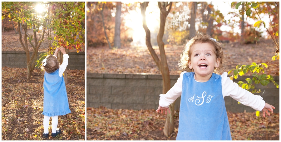 Mcdowell Nature Preserve Family Session