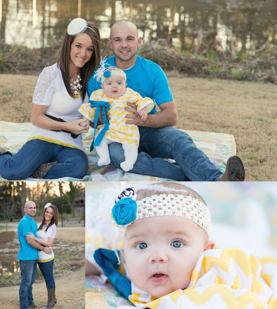 Glencairn Gardens Family Session