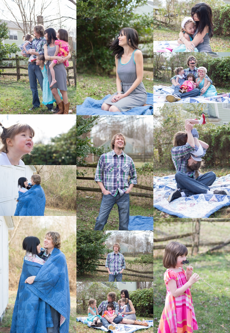 Charlotte Family Lifestyle Workshop Photo
