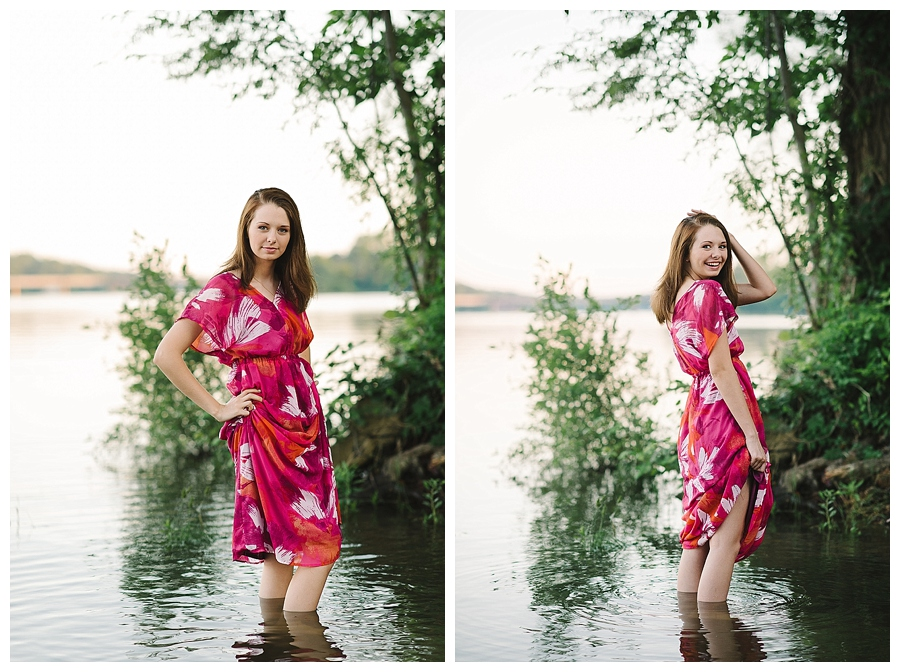 charlotte senior photographer