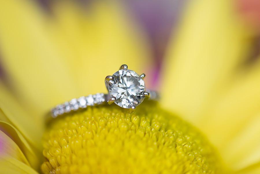 macro ring image