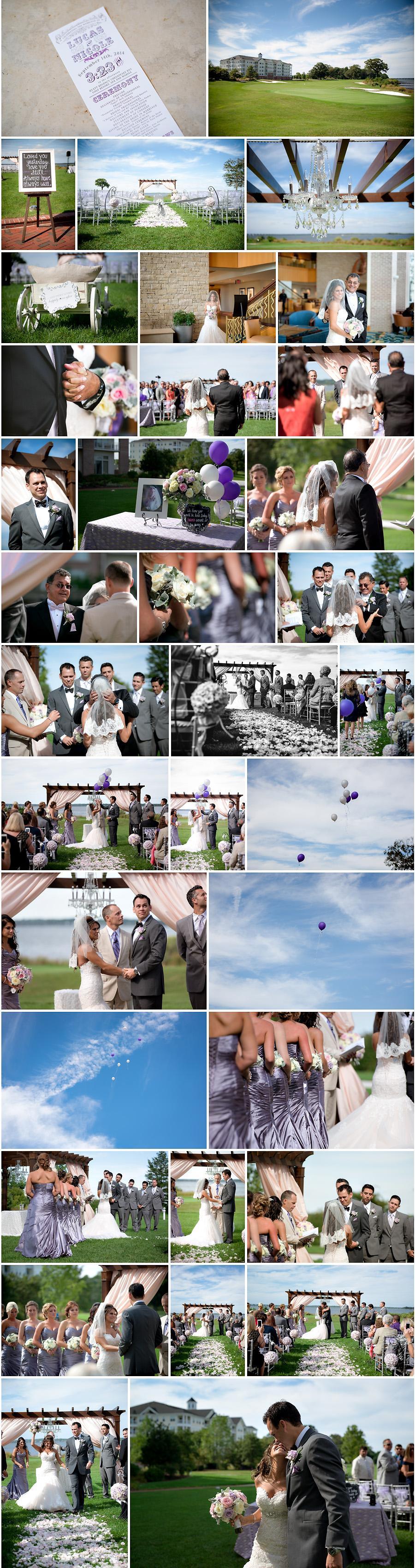 hyatt chesapeake bay wedding
