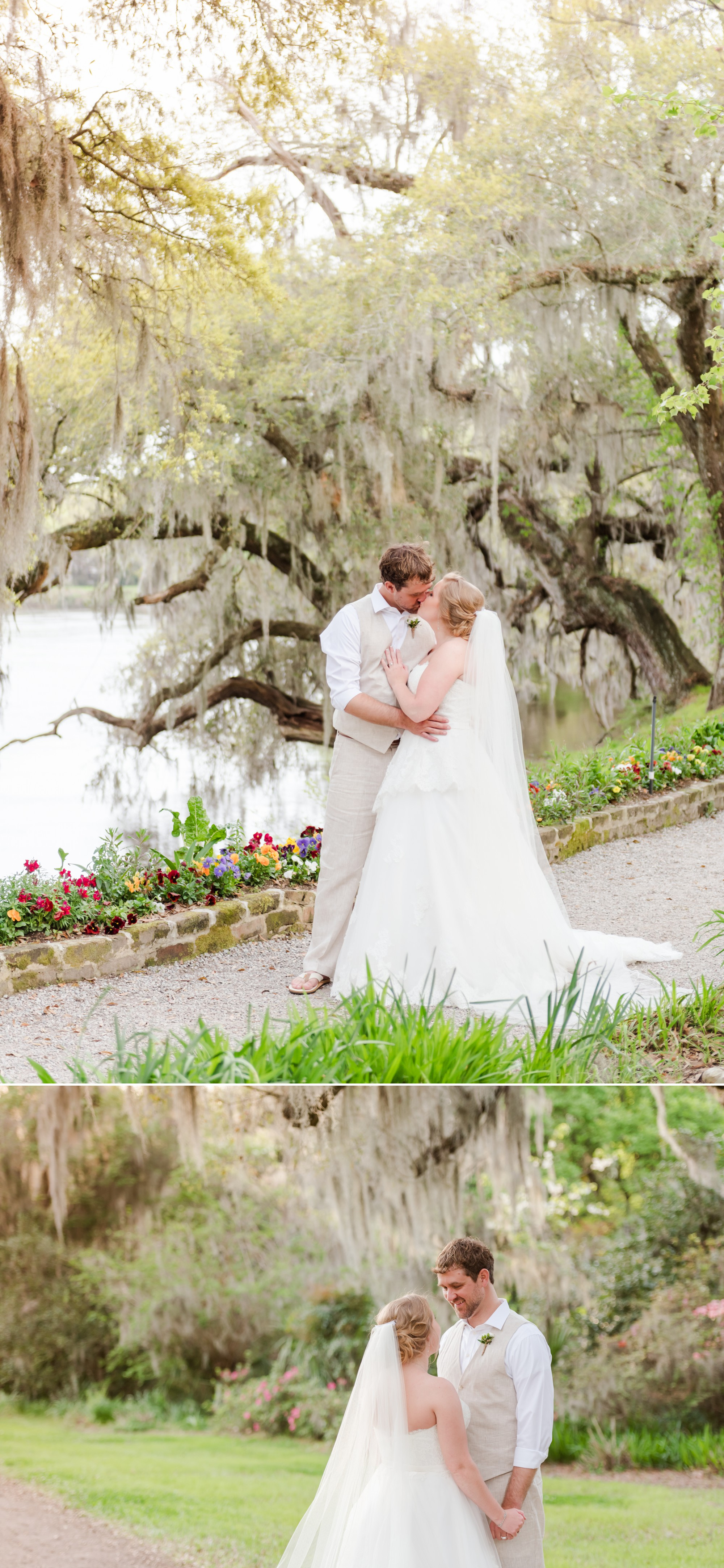 Lowndes Grove Plantation Wedding Pictures