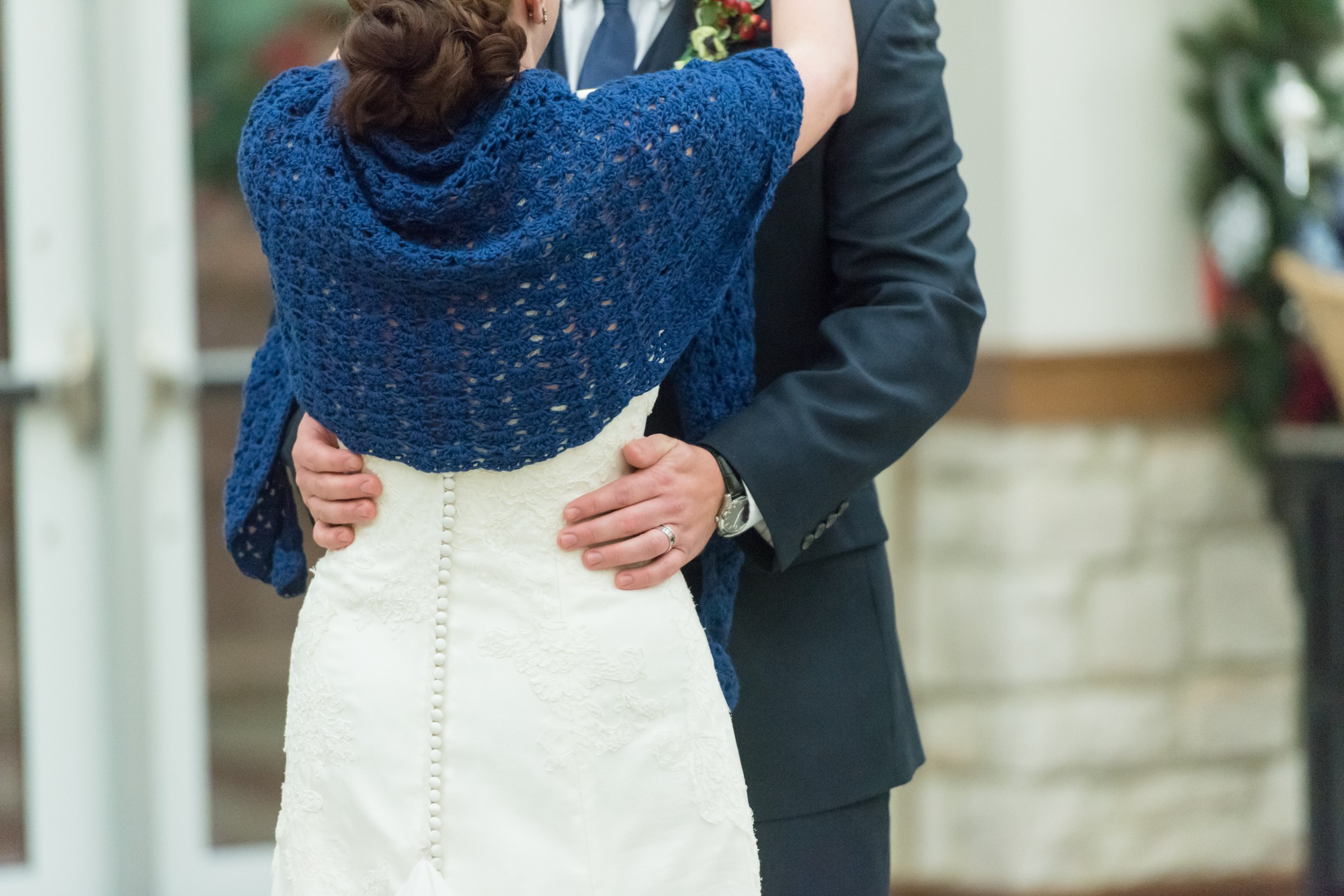winter charlotte wedding