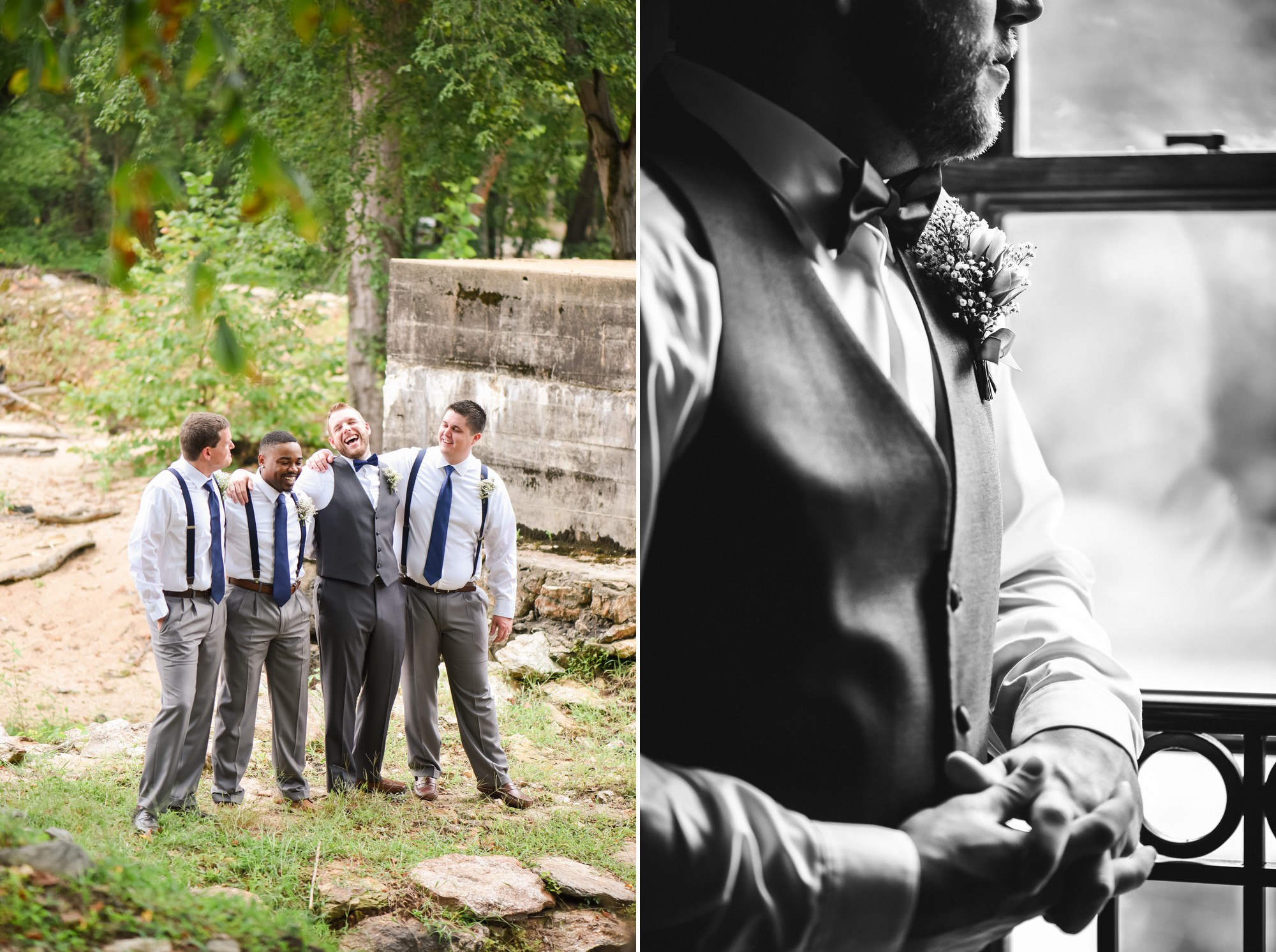 Laboratory Mills Wedding Pictures