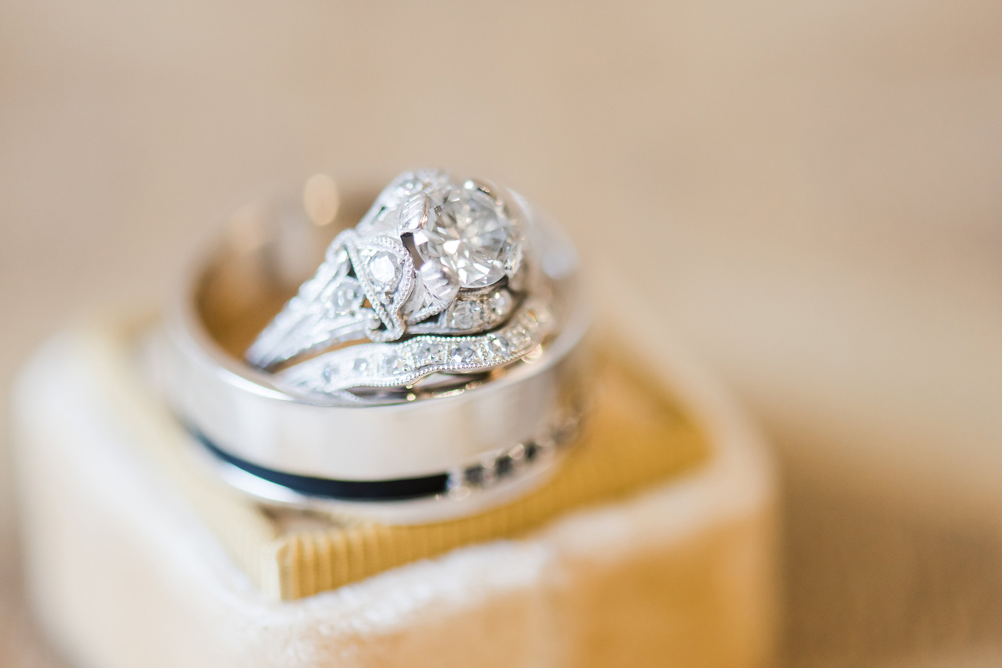 non traditional wedding ring - Non Traditional Wedding Rings