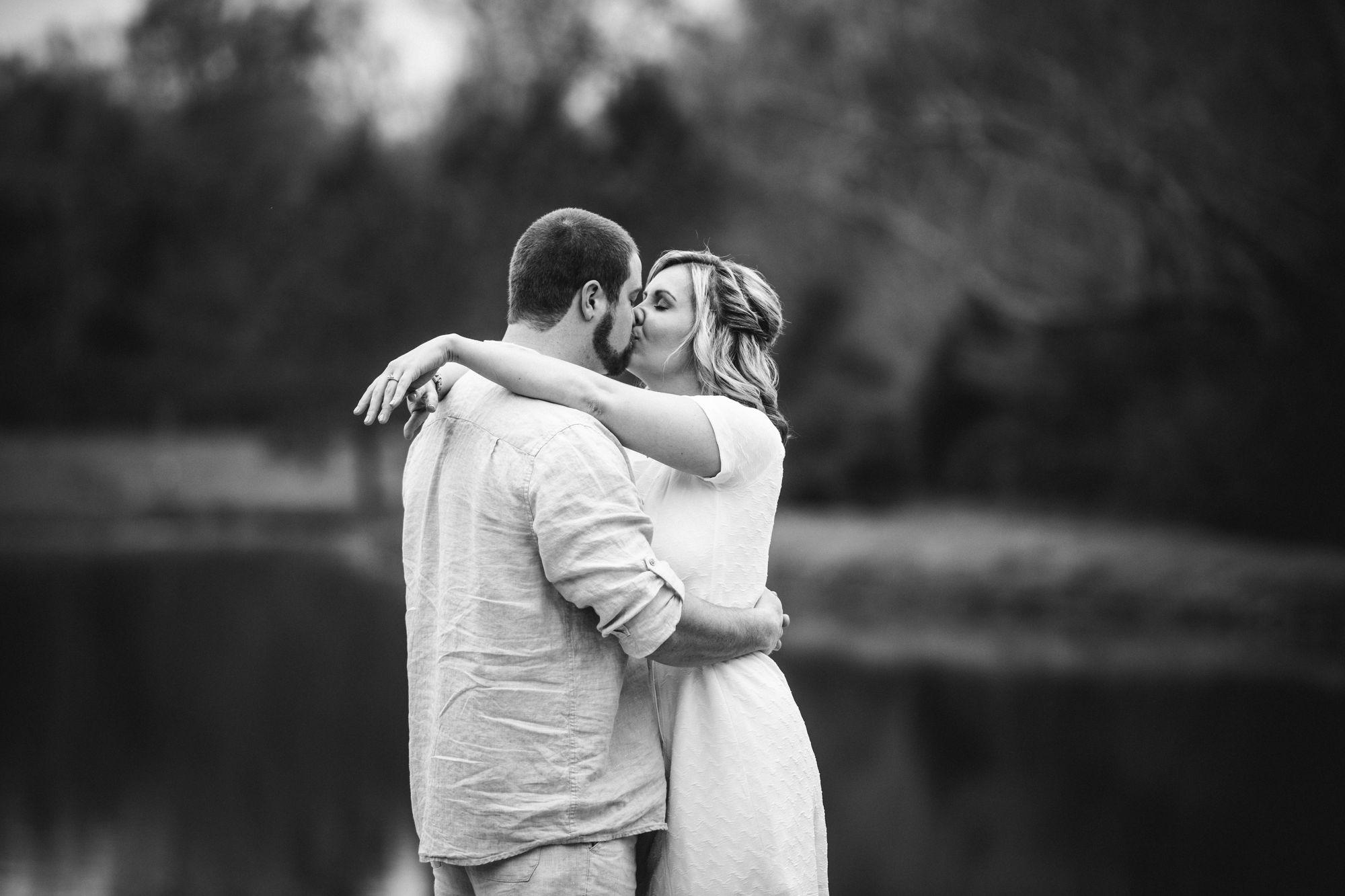 charlotte wedding photographers engagement session