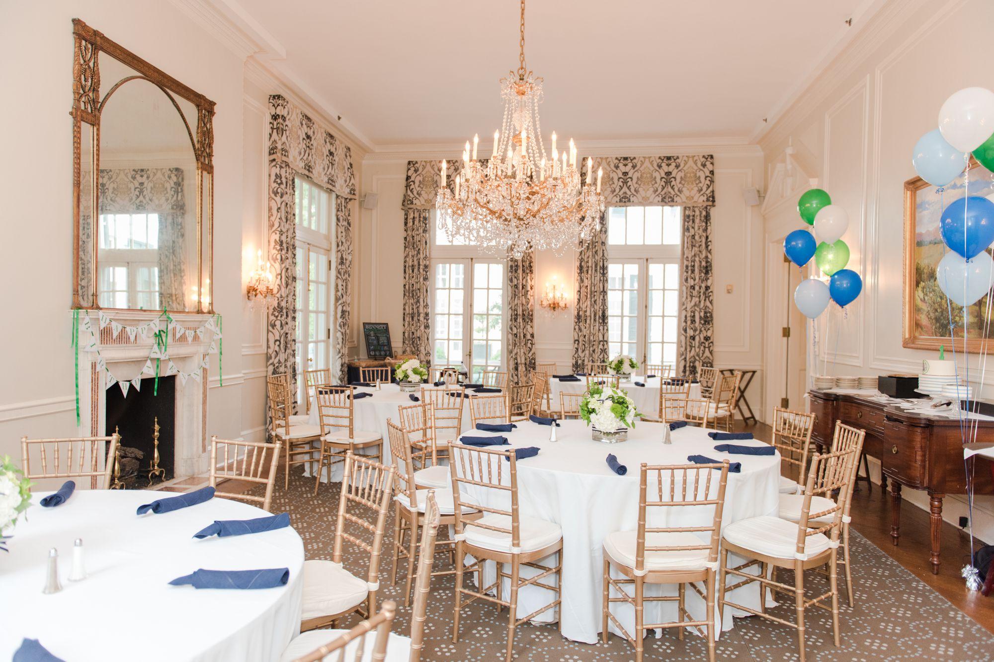 Duke Mansion birthday