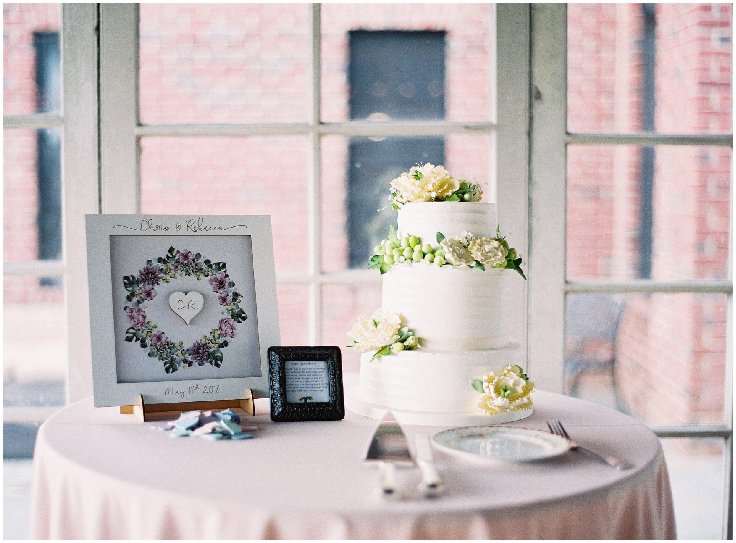 wedding details, wedding cake