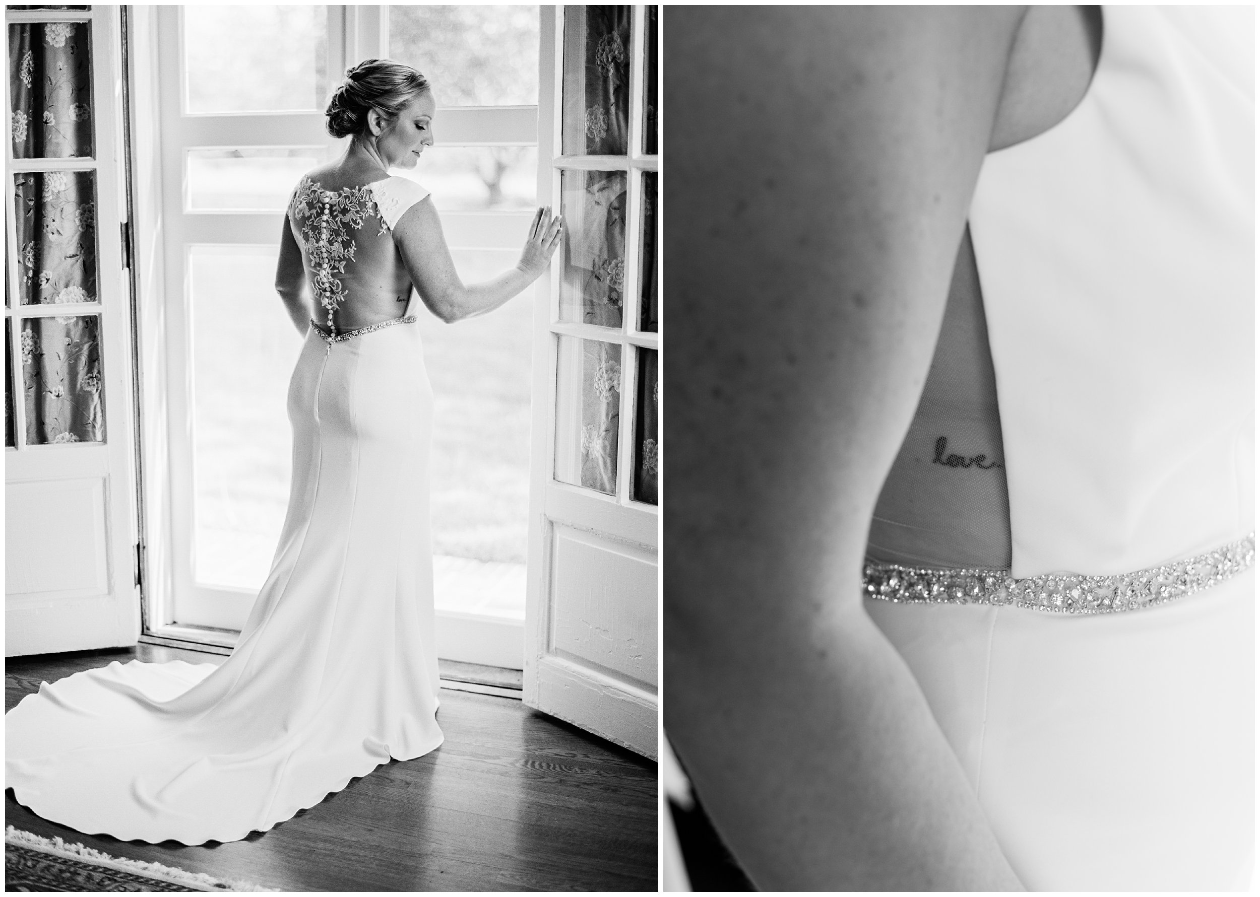timeless bridal portraits