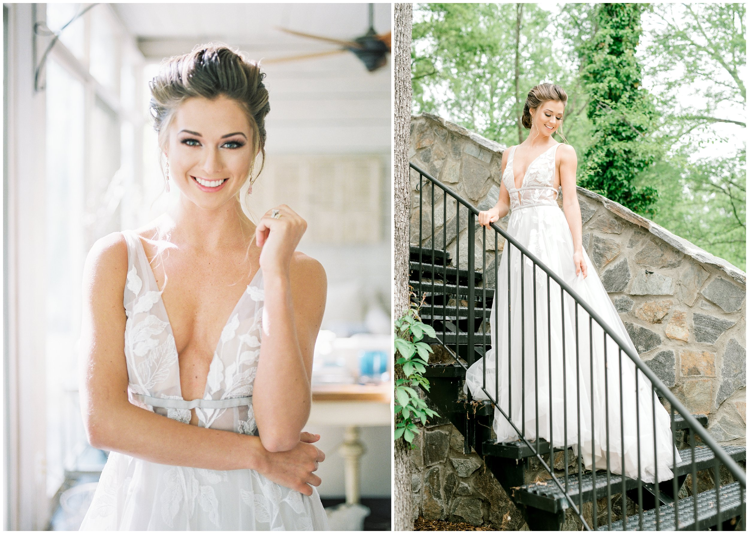 stunning bridal portraits tipsy goat estate