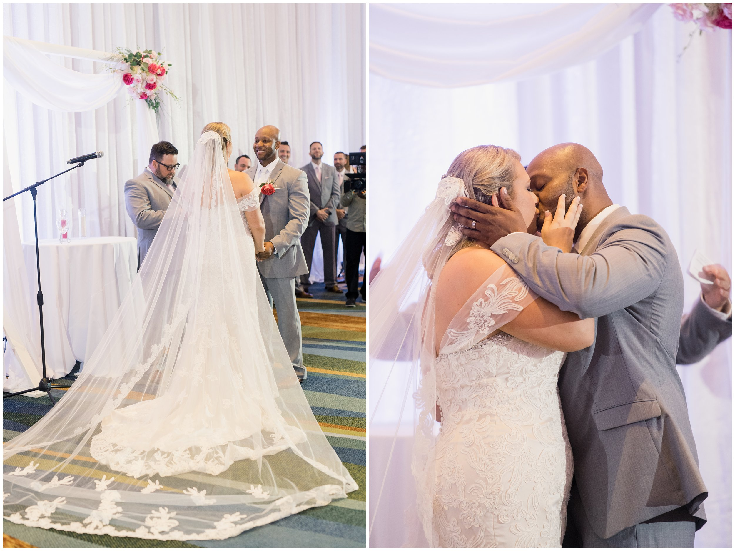 Hyatt Regency Chesapeake Bay wedding details