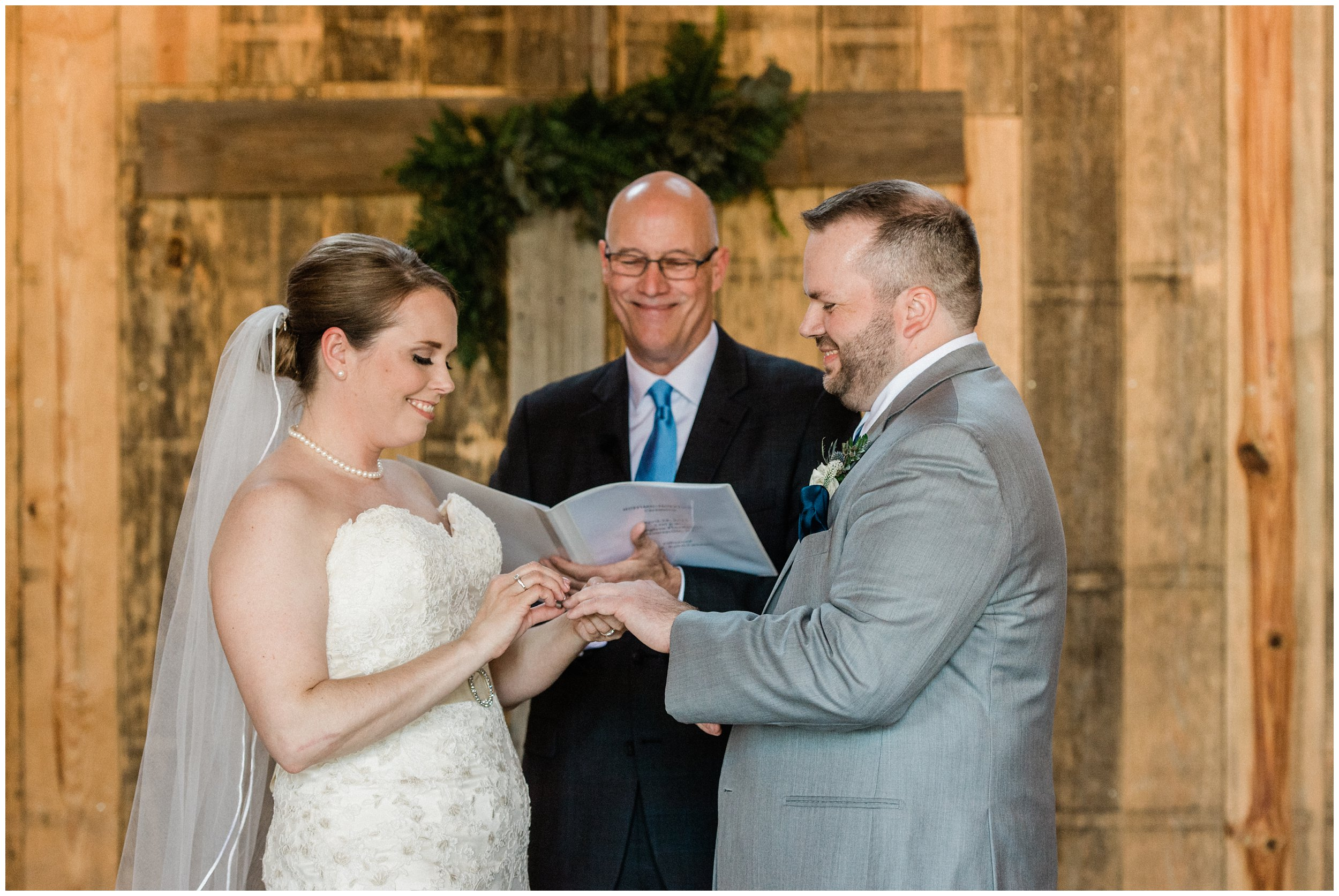 charlotte wedding ceremony details