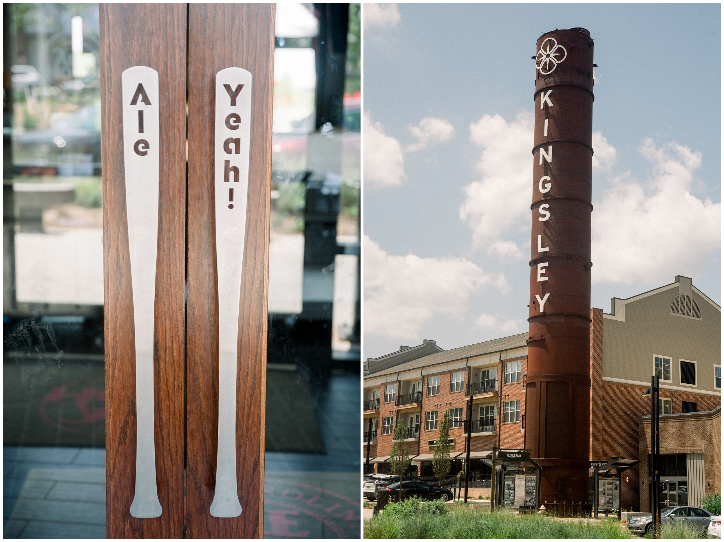 Carolina Ale House wedding details