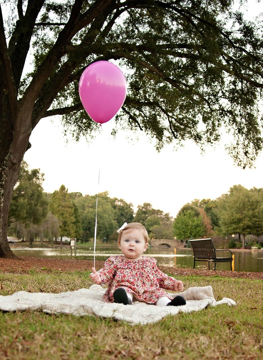 Freedom Park baby portrait