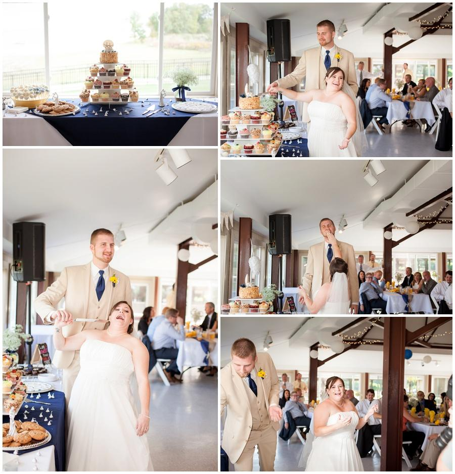 Fall Annapolis Waterfront Wedding Charlotte Destination