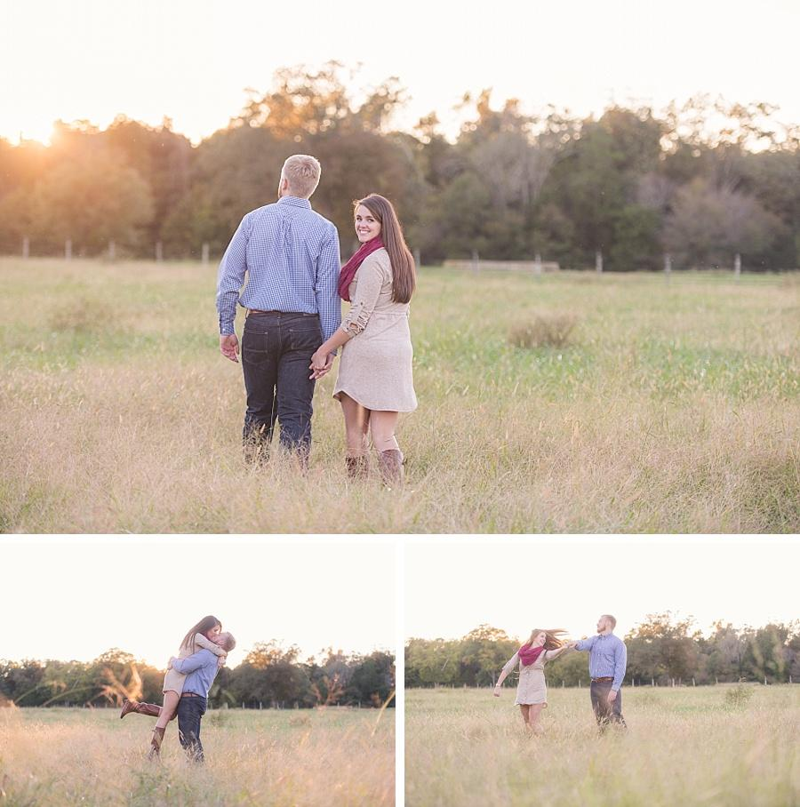 creative engagement photos
