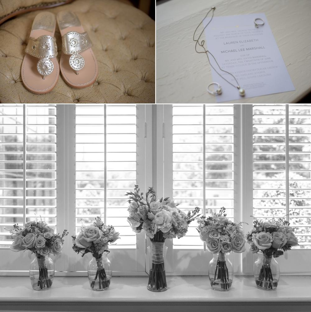 Upscale Rock Hill Wedding 07 -