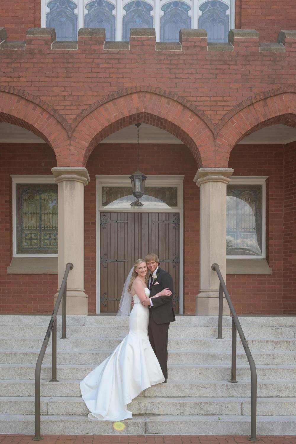 Upscale Rock Hill Wedding 23 -