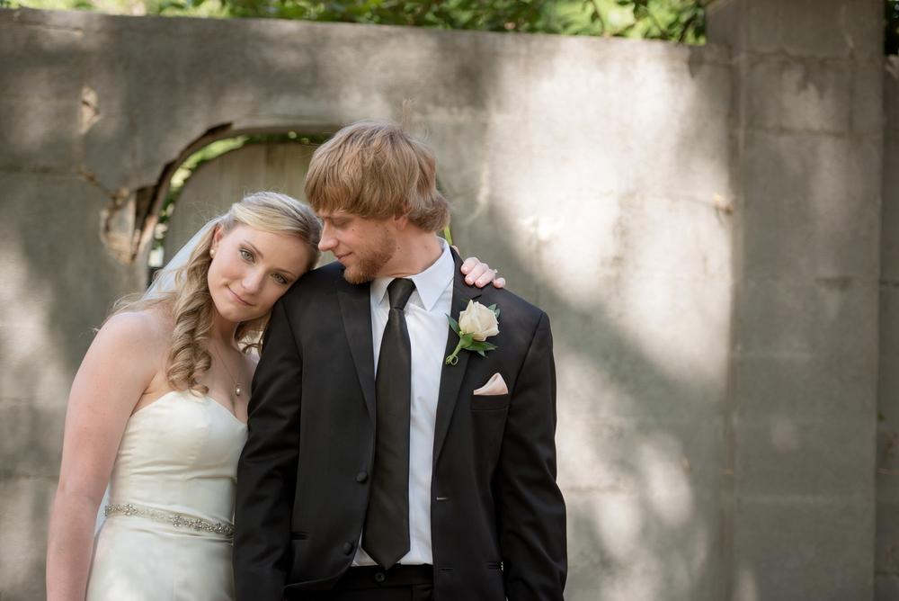 Upscale Rock Hill Wedding 25 -