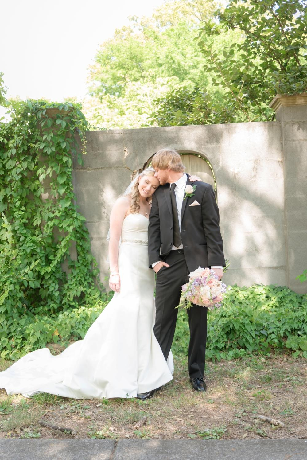 Upscale Rock Hill Wedding 27 -