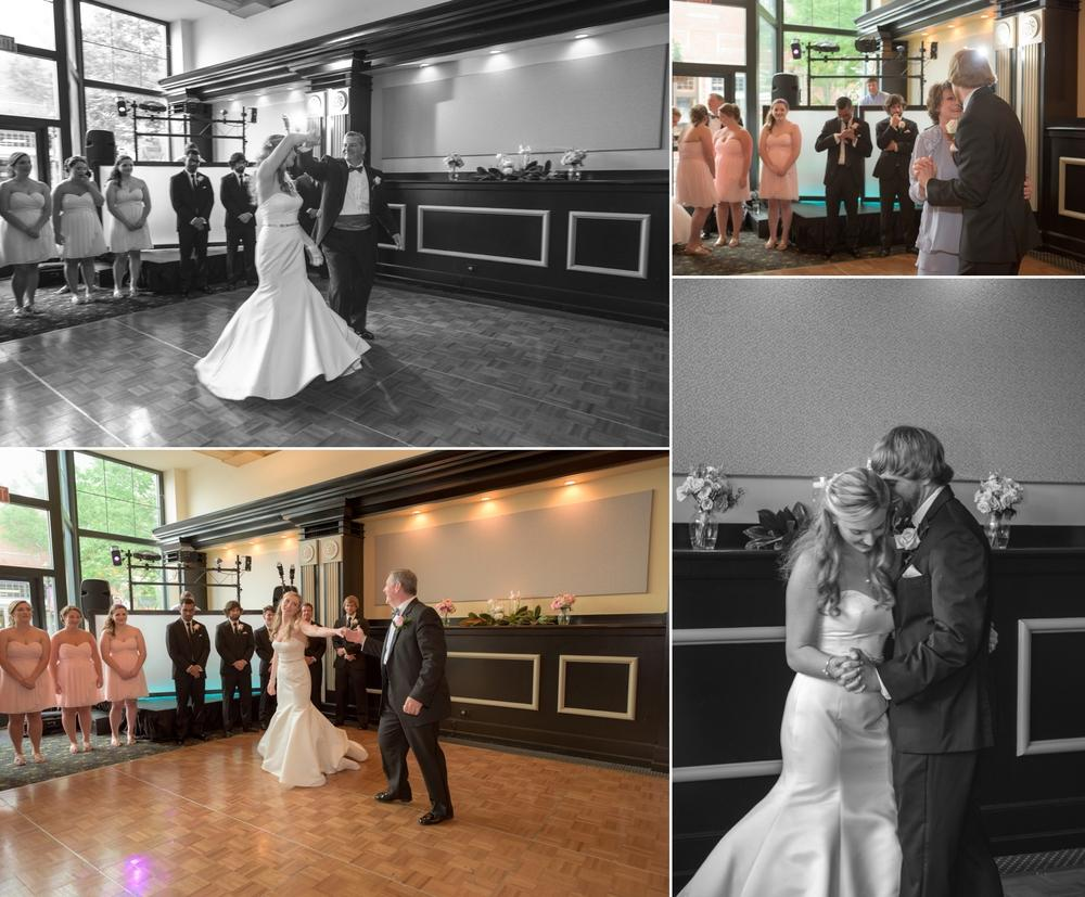 Upscale Rock Hill Wedding 30 -