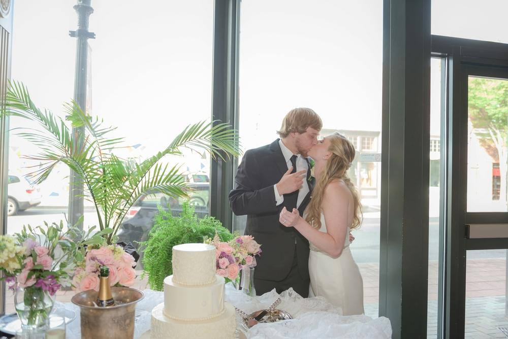 Upscale Rock Hill Wedding 33 -