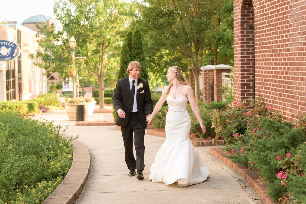 Upscale Rock Hill Wedding 35 -