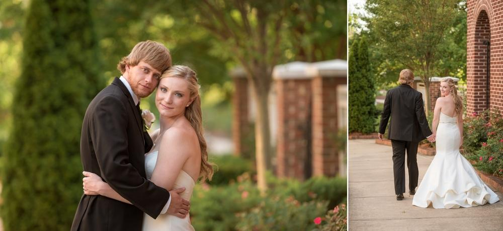 Upscale Rock Hill Wedding 36 -