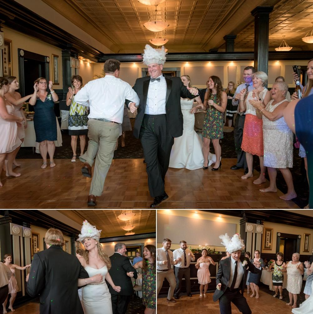 Upscale Rock Hill Wedding 39 -