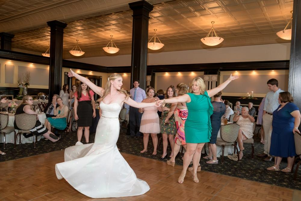 Upscale Rock Hill Wedding 40 -