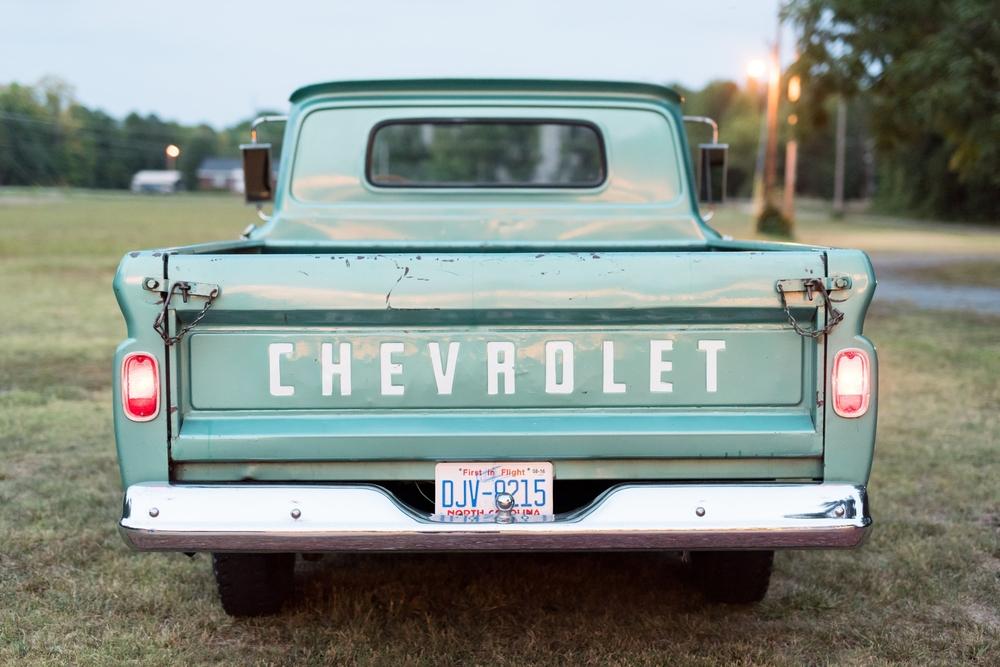 Vintage Charlotte Engagement Session 19 -