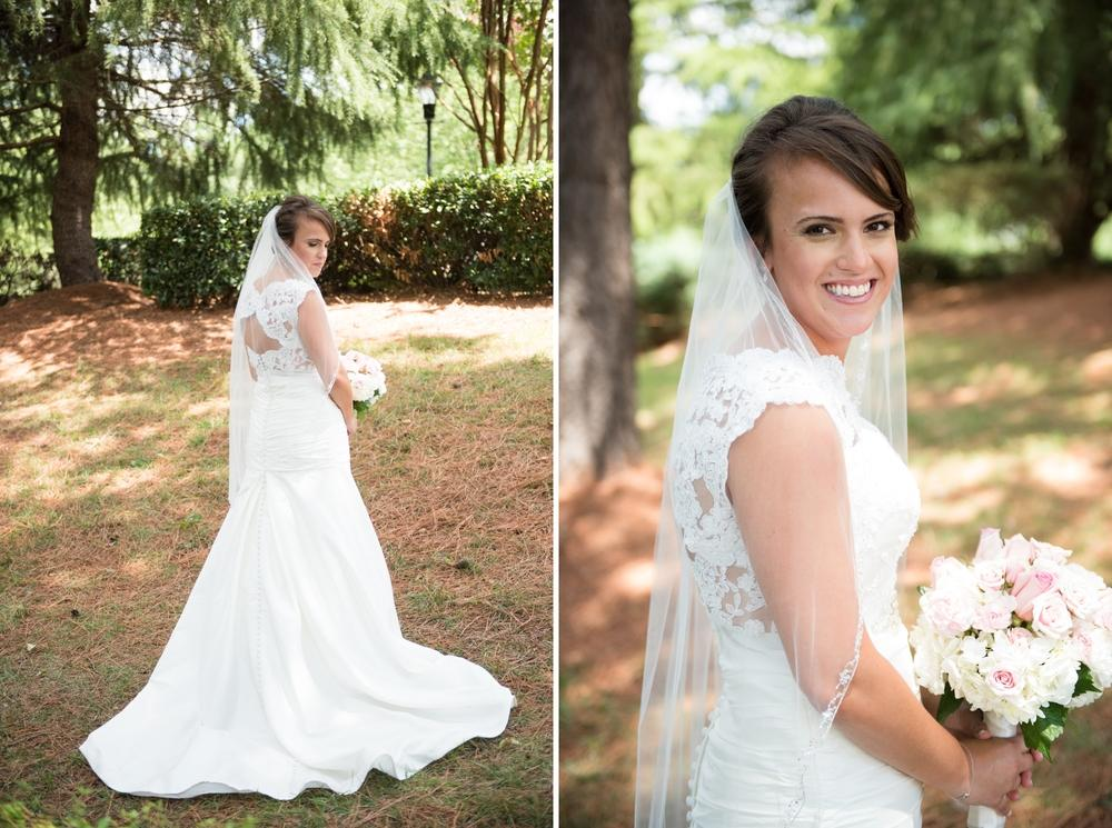 mooresville lake norman wedding pictures 16 -