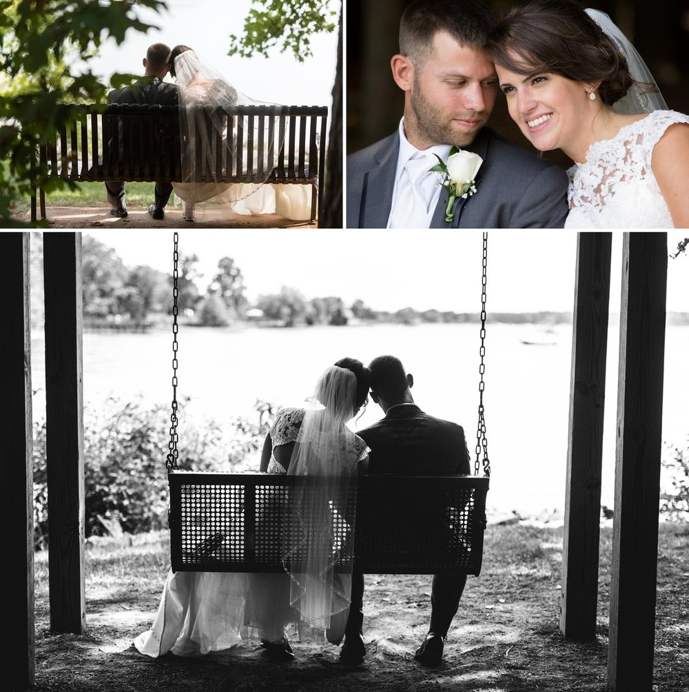mooresville lake norman wedding pictures 34 -