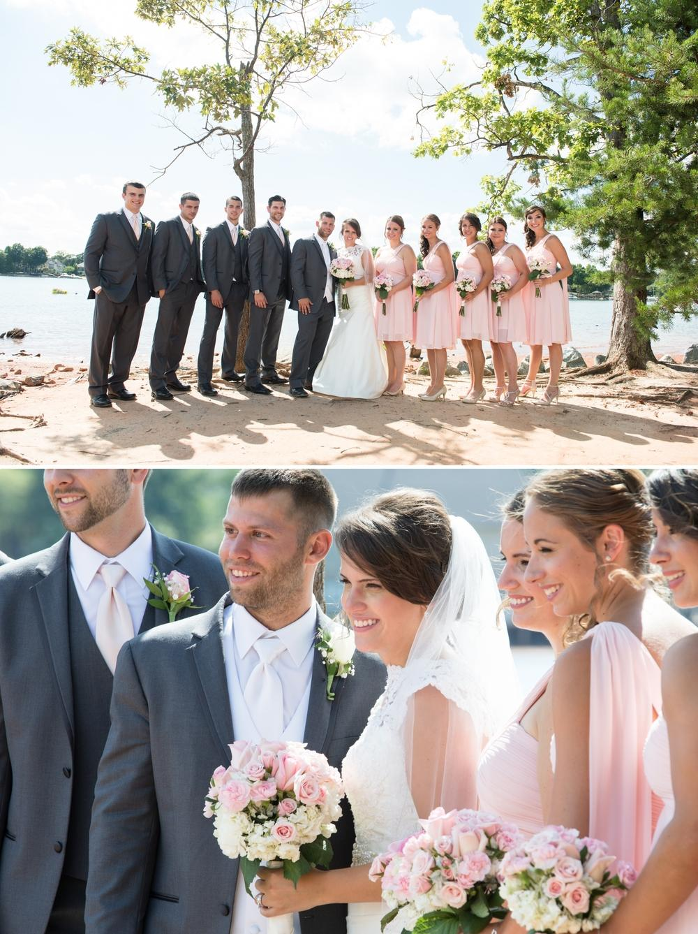 mooresville lake norman wedding pictures 36 1 -