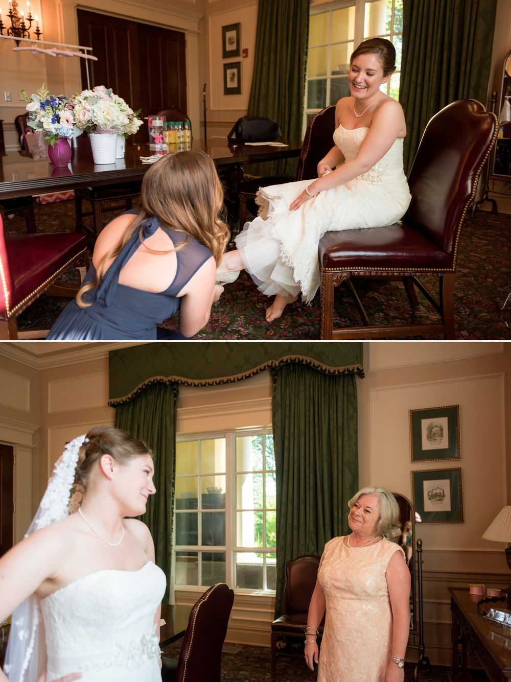 wedding daniel stowe botanical garden 10 -