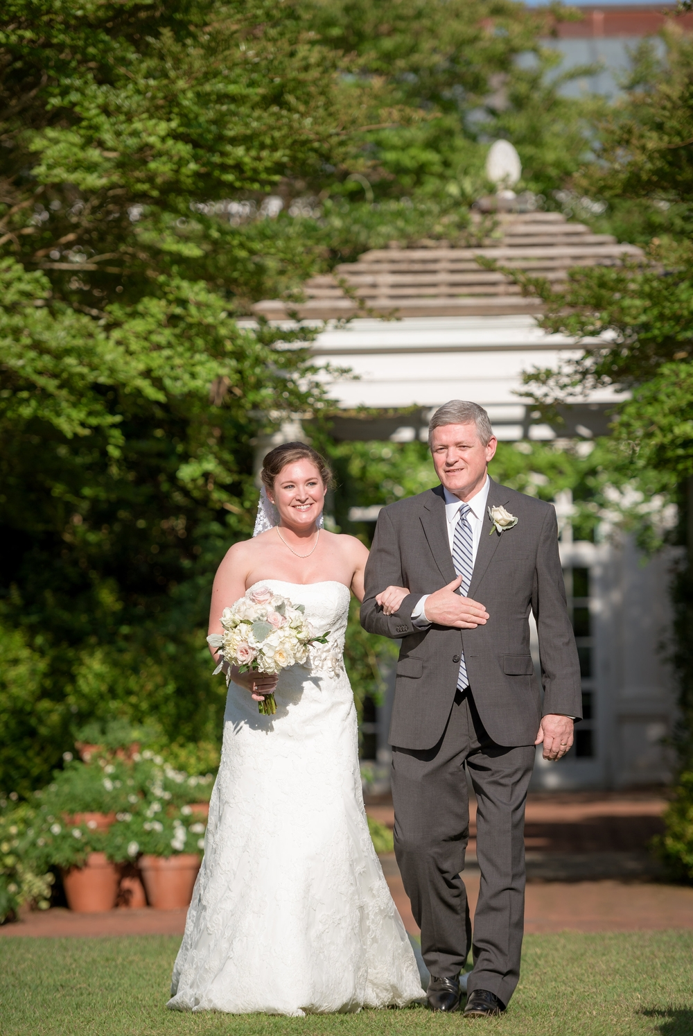 wedding daniel stowe botanical garden 18 -