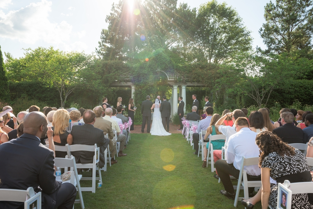 wedding daniel stowe botanical garden 19 -