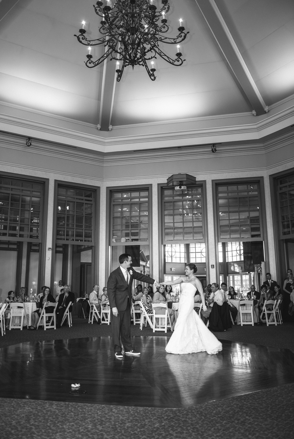 wedding daniel stowe botanical garden 27 -