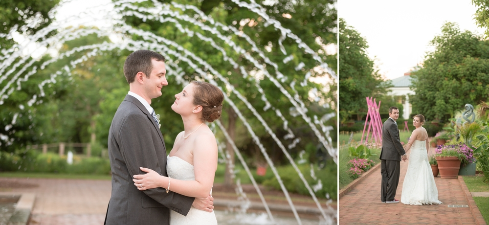 wedding daniel stowe botanical garden 32 -