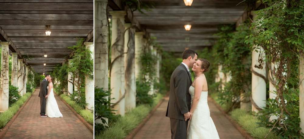 wedding daniel stowe botanical garden 34 -