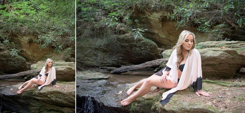 outdoor waterfall boudoir 1 -