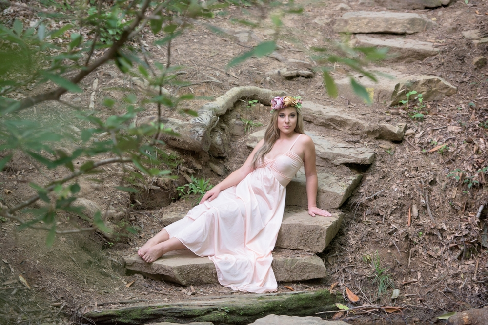 outdoor waterfall boudoir 7 -
