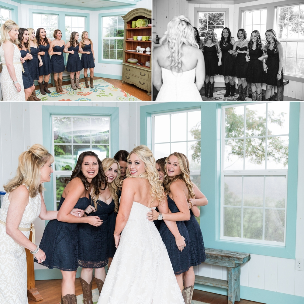 mountain vineyard carolina wedding23 -