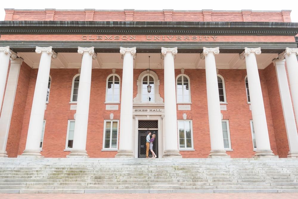 Clemson University Engagement Session1 1 -