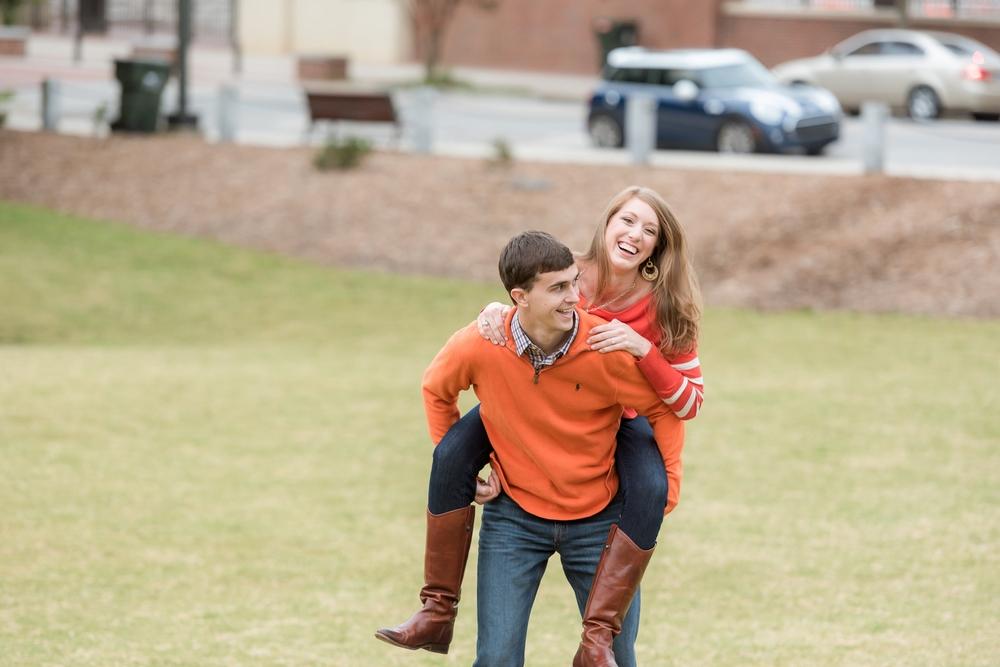 Clemson University Engagement Session19 -