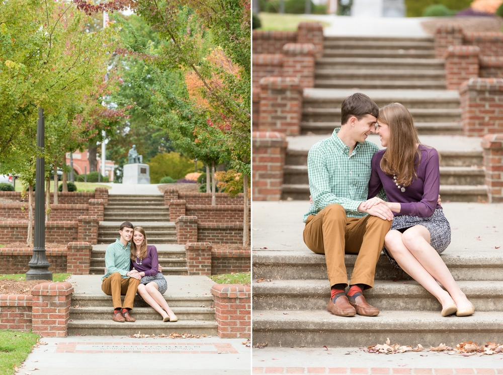 Clemson University Engagement Session8 -