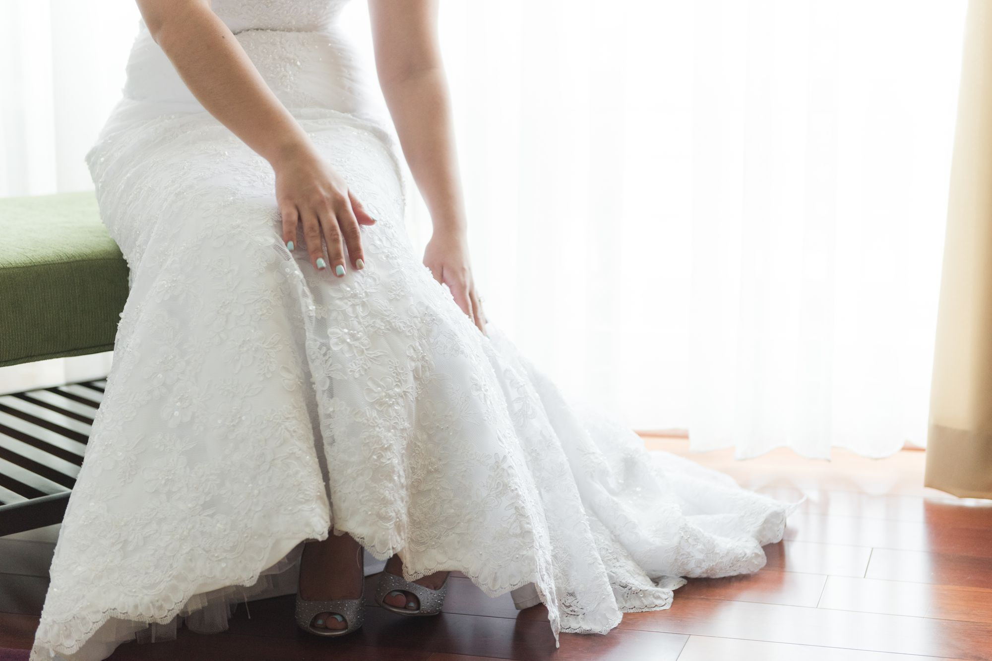 bridal gown picture